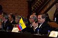 Canciller Ricardo Patiño participa de la Reunión Extraordinaria del Consejo de Ministras y Ministros de la UNASUR (7362015254).jpg