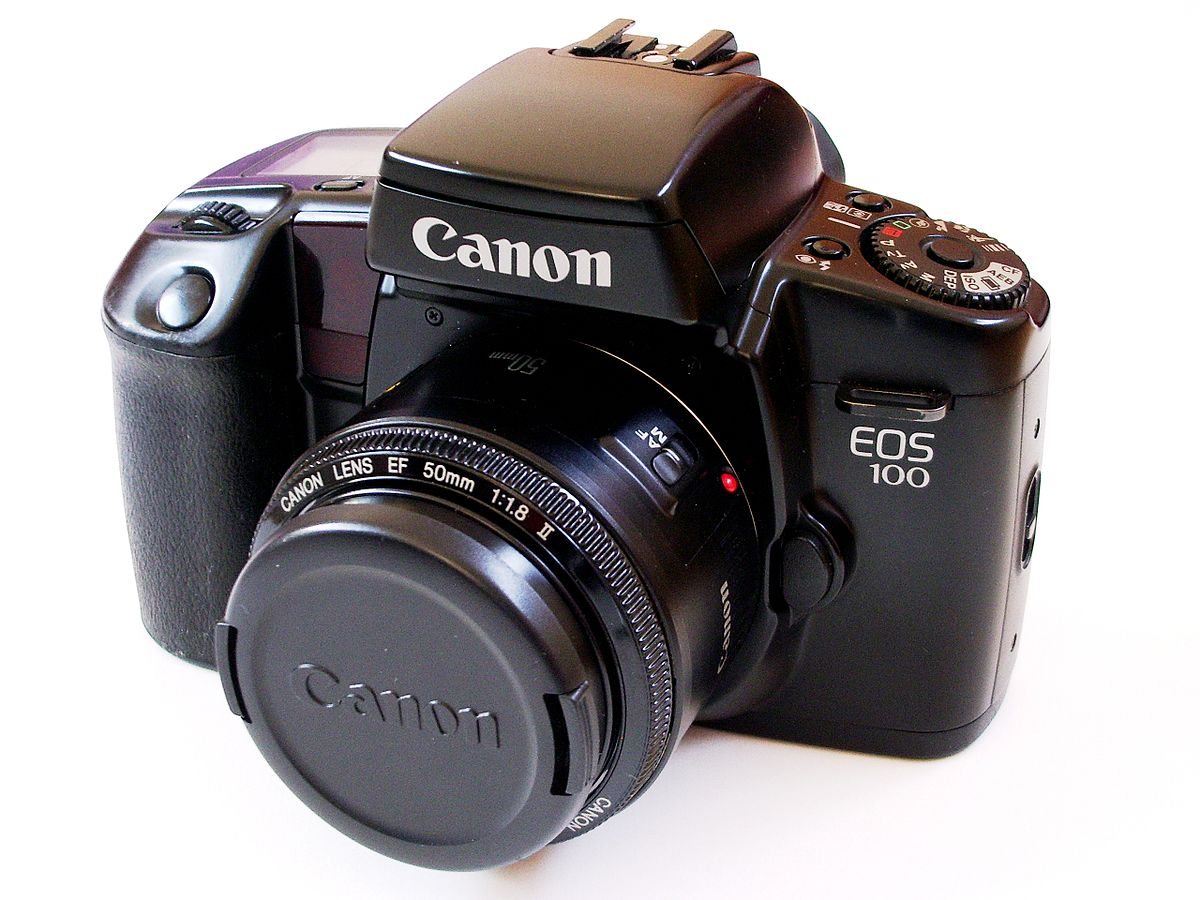 Canon eos 100 wikipedia for Camera camera
