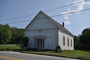 Canton, Maine - Canton Historical Society