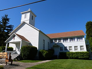 Canyonville Methodist Church United States historic place