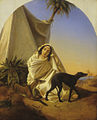 Canzi Arab Girl 1844.jpg