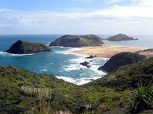 Cape Maria van Diemen - Cape Maria van Diemen