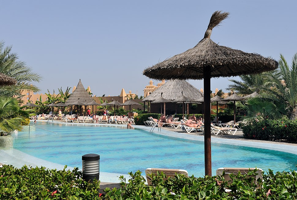 Cape Verde Sal pool
