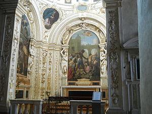 Santo Stefano, Verona - Massacre of the Innocents by Ottino