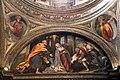 Cappella dei Magi, Il Pordenone, Pastori al Presepio 02.jpg