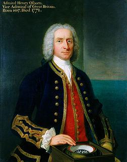 Henry Osborn (Royal Navy officer) Royal Navy admiral