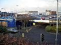 Car Park Entrance at East Kilbride Shopping Centre - geograph.org.uk - 648805.jpg