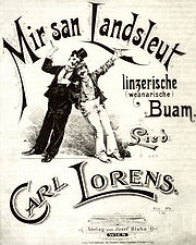 Carl Lorens Mir san Landsleut
