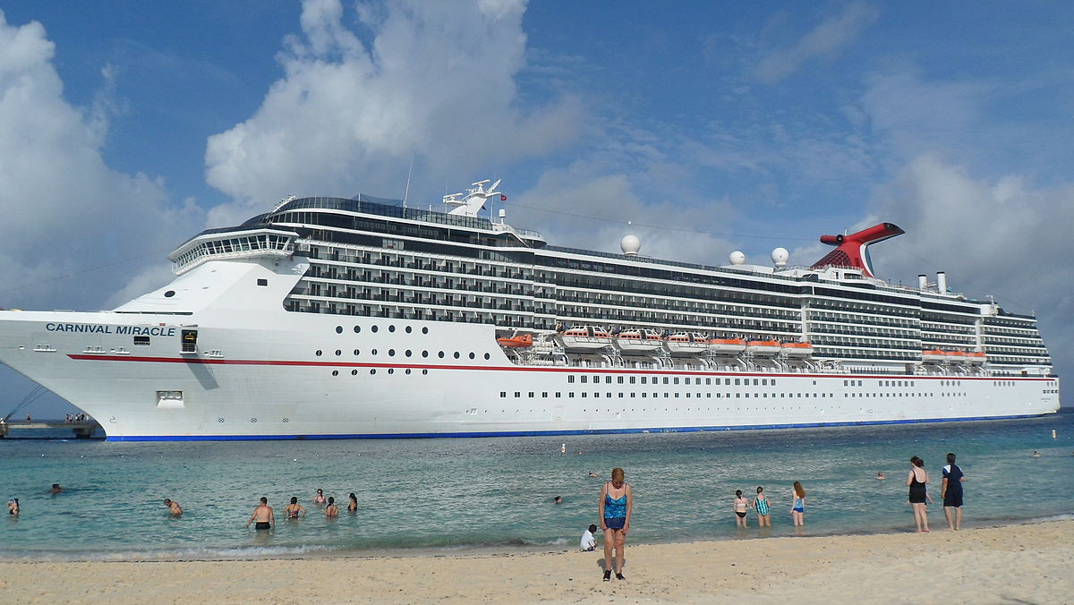 Carnival Miracle Wikipedia - How old are carnival cruise ships