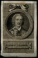 Carolus Linnaeus. Line engraving by Endner. Wellcome V0003592.jpg