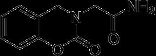 Caroxazone chemical compound