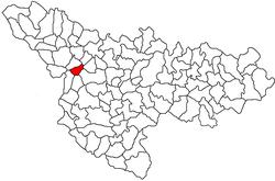 Vị trí của Carpinis