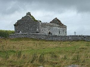 Carran - Carran church