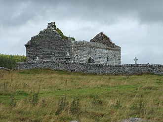 Carran - Carran church