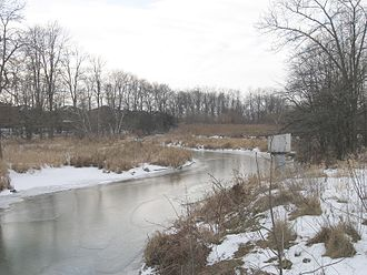 Ajax, Ontario - Carruthers Creek in Ajax
