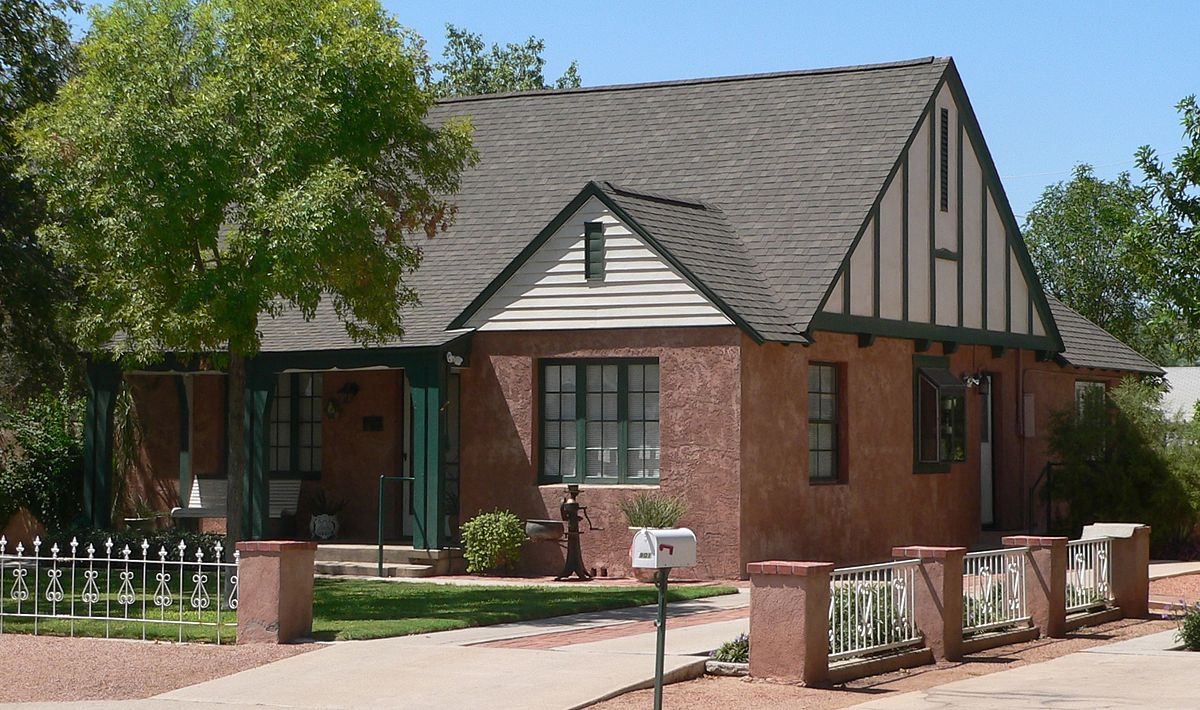 White House (Casa Grande, Arizona) - Wikipedia