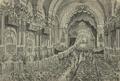 Casamento de S.A. o Príncipe Real D. Carlos de Bragança - Cerimónia do Casamento na Egreja de Santa Justa, 22 de Maio de 1886.png