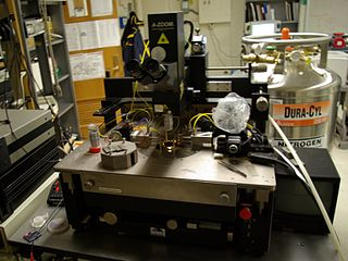 Mechanical probe station