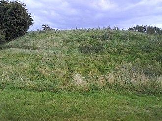 Kirkby Fleetham - Castle Mound