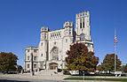Catedral de tradición escocesa, Indianápolis, Estados Unidos, 2012-10-22, DD 04.jpg