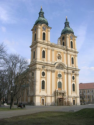 Kalocsa - St. Mary Cathedral
