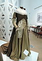 Catherine II's dress for movie Fort Ross (priv. coll. D.S. Andreev) 03.JPG