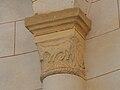 Cause-de-Clérans église Cause chapiteau choeur (4).JPG