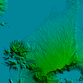 Cavite Relief Map.png