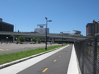 Cedar Lake Trail - An extension of the Cedar Lake Trail connecting to Target Field and the Mississippi