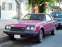 1978–1979 Toyota Celica liftback 2200 GT (RA42, Series A; US)