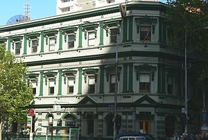Melbourne Celtic Club - Former Monahan's New Union Club Hotel. 316 Queen Street, Melbourne