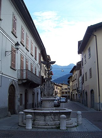 Capo di Ponte - Town of Capo di Ponte