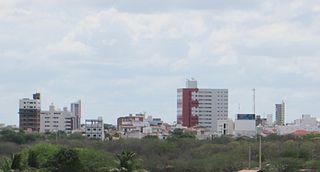 Caicó Municipality in Nordeste, Brazil