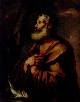 Cesare Fracanzano - Saint Andreas