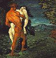 Cezanne ontvoering alkestis door heralcles.jpg
