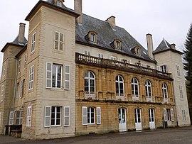 Le Bureau Semecourt : Courcelles chaussy wikipedia