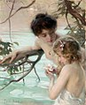 Chabas - Mother and child bathing.jpg