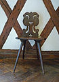Chaise alsacienne-Musée alsacien de Strasbourg (7).jpg