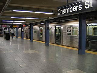 Chambers st nyc subway.jpg