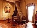 Chambre de Joachim Carvallo, château de Villandry.JPG