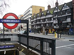 Chancery Lane Station - geograph.org.uk - 650921.jpg