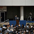 Charles Bolden at STS 51-L Memorial service - 1986.jpg