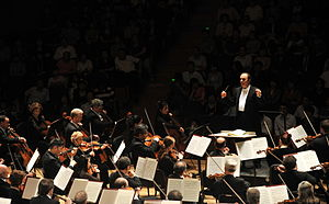 Charles Dutoit and the Philadelphia Orchestra concert in Tianjin.jpg