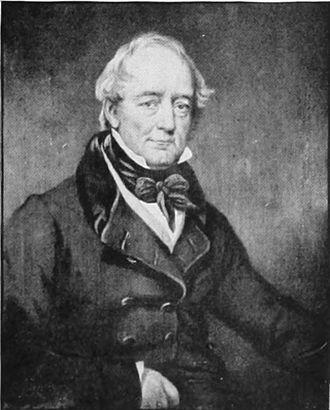 Charles Turner (engraver) - Self-portrait by Charles Turner