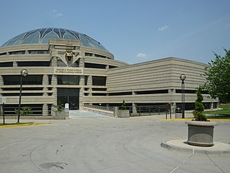 Charles H. Wright Museum of African American History - Image: Charles Wright African American Museum