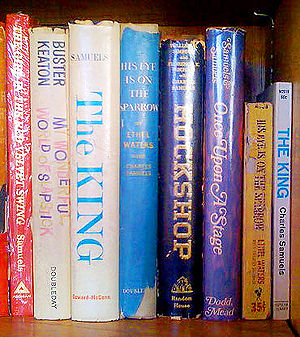 Charles Samuels - some books by Charles Samuels