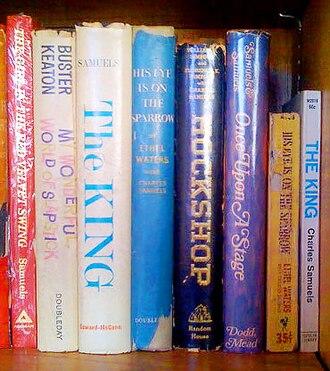 Charles Samuels - some books by Charles Samuels