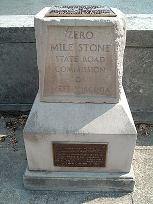 Charleston, West Virginia - Zero Milestone