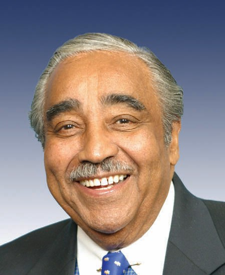 Charlie Rangel, official 109th Congress photo