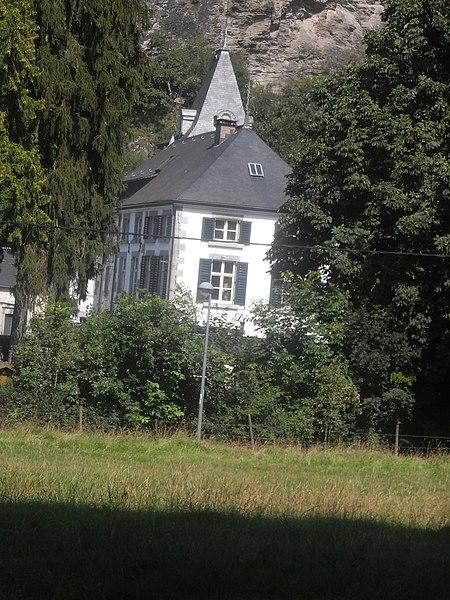 Chateau de Dieupart